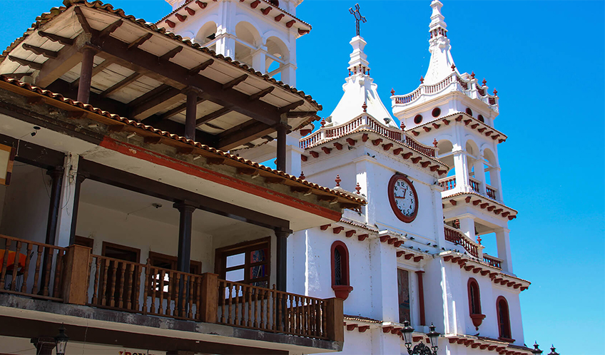 San Cristobal Parish