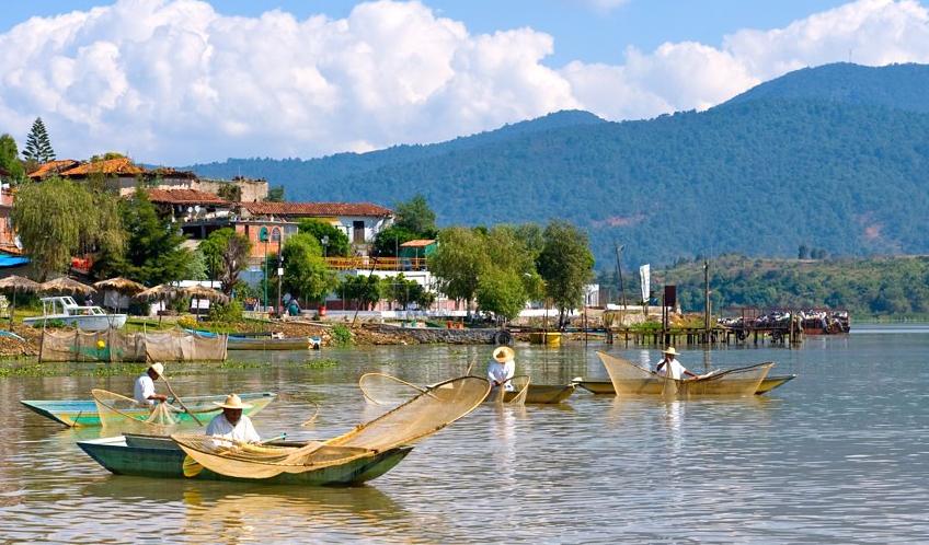 Lake Pátzcuaro