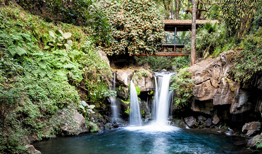 Barranca de Cupatitzio National Park