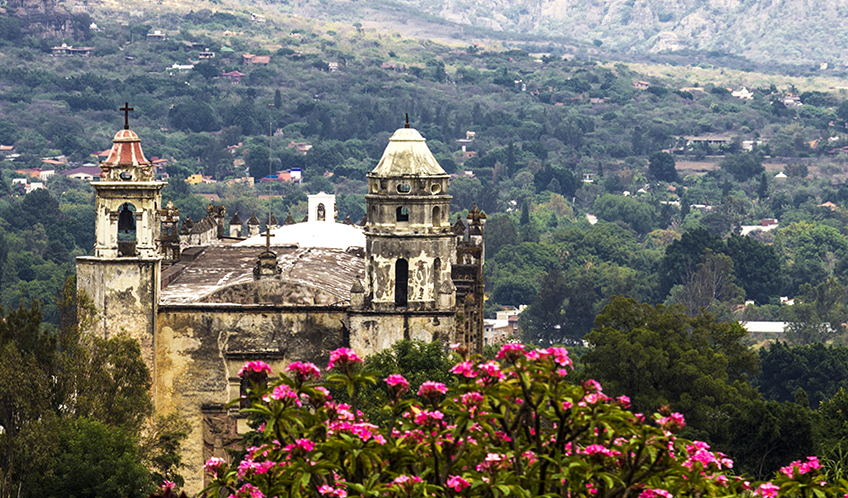 Ex Convento de la Natividad