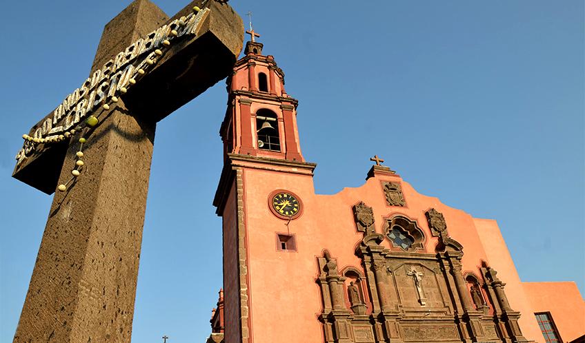 Templo y Ex Convento de Santo Domingo