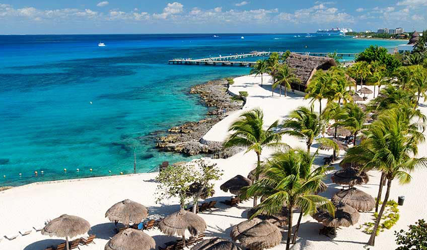 Plan your trip to Cozumel
