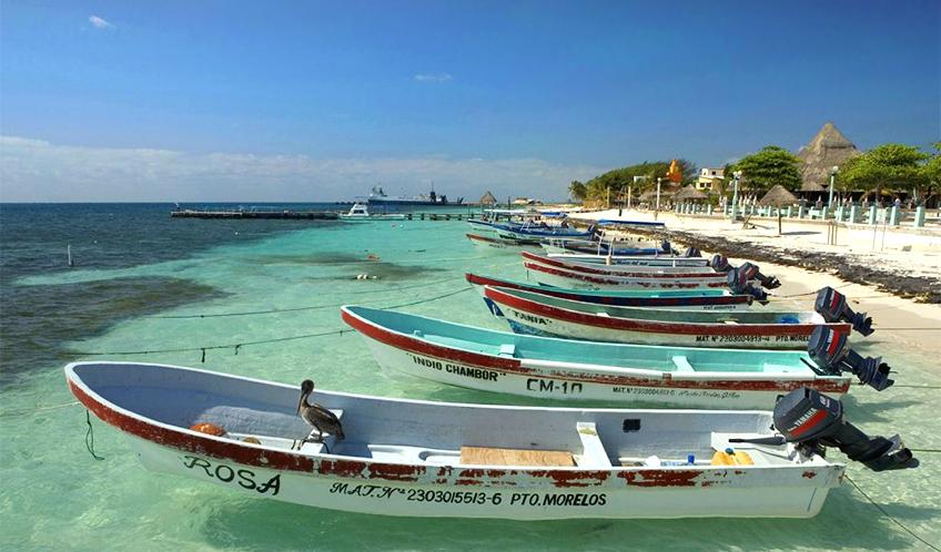 Plan your trip to Puerto Morelos