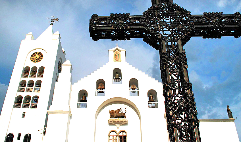 The San Marcos Cathedral