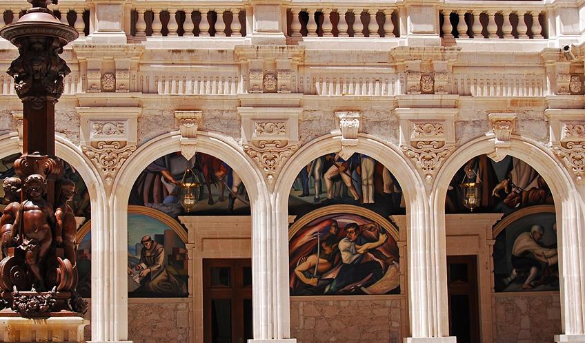 Palacio de Gobierno de Chihuahua