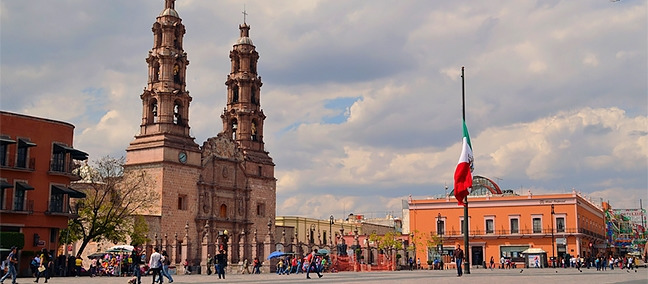 Historical Downtown, Aguascalientes