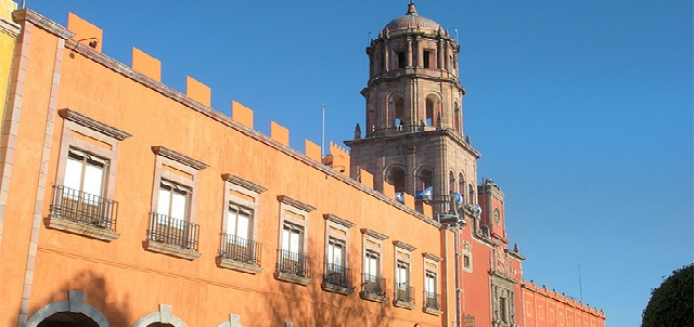 Historic Downtown, Querétaro