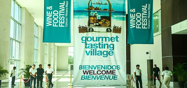 Wine and Food Festival Cancún / Evento por Confirmar